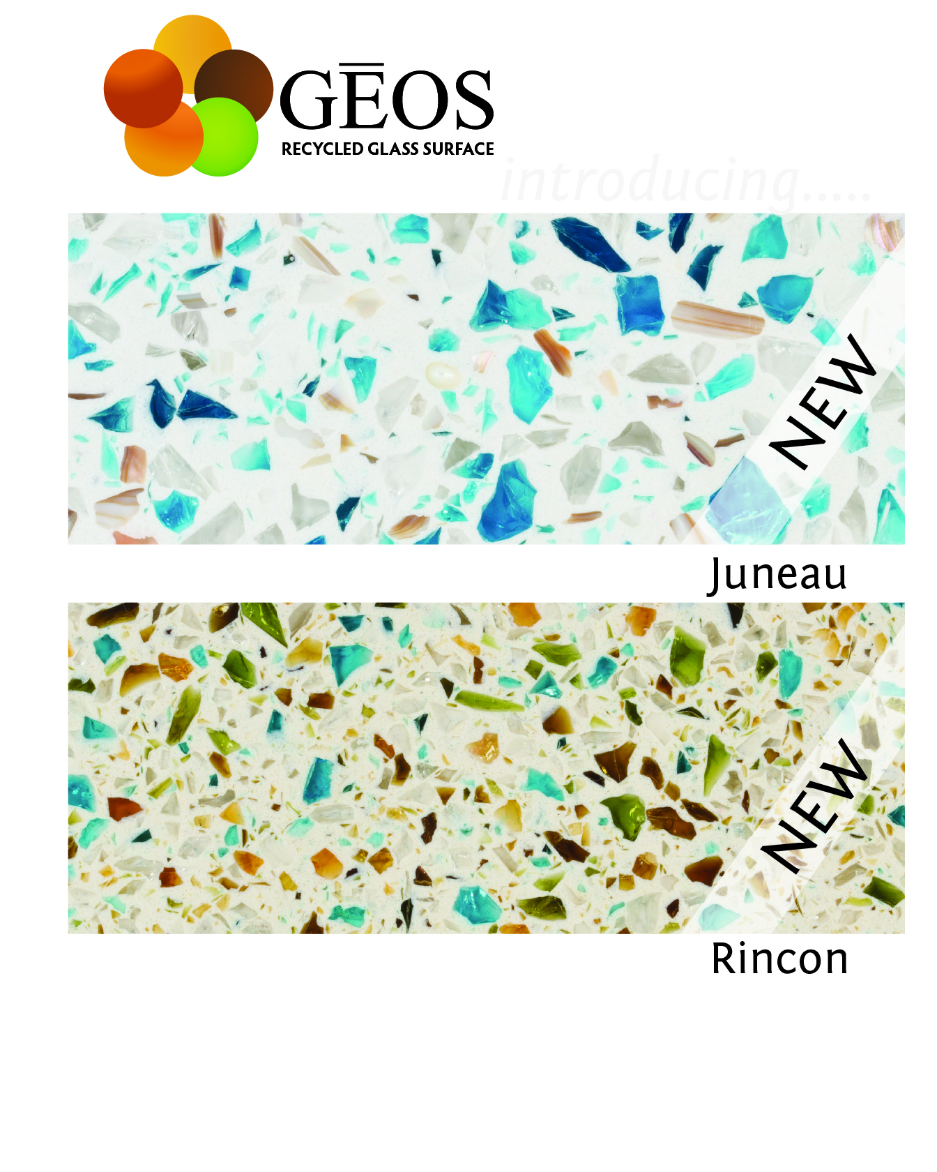 GEOS 12113. GEOS Is An Environmentally Friendly And Aesthetically Beautiful Recycled  Glass Countertop ...