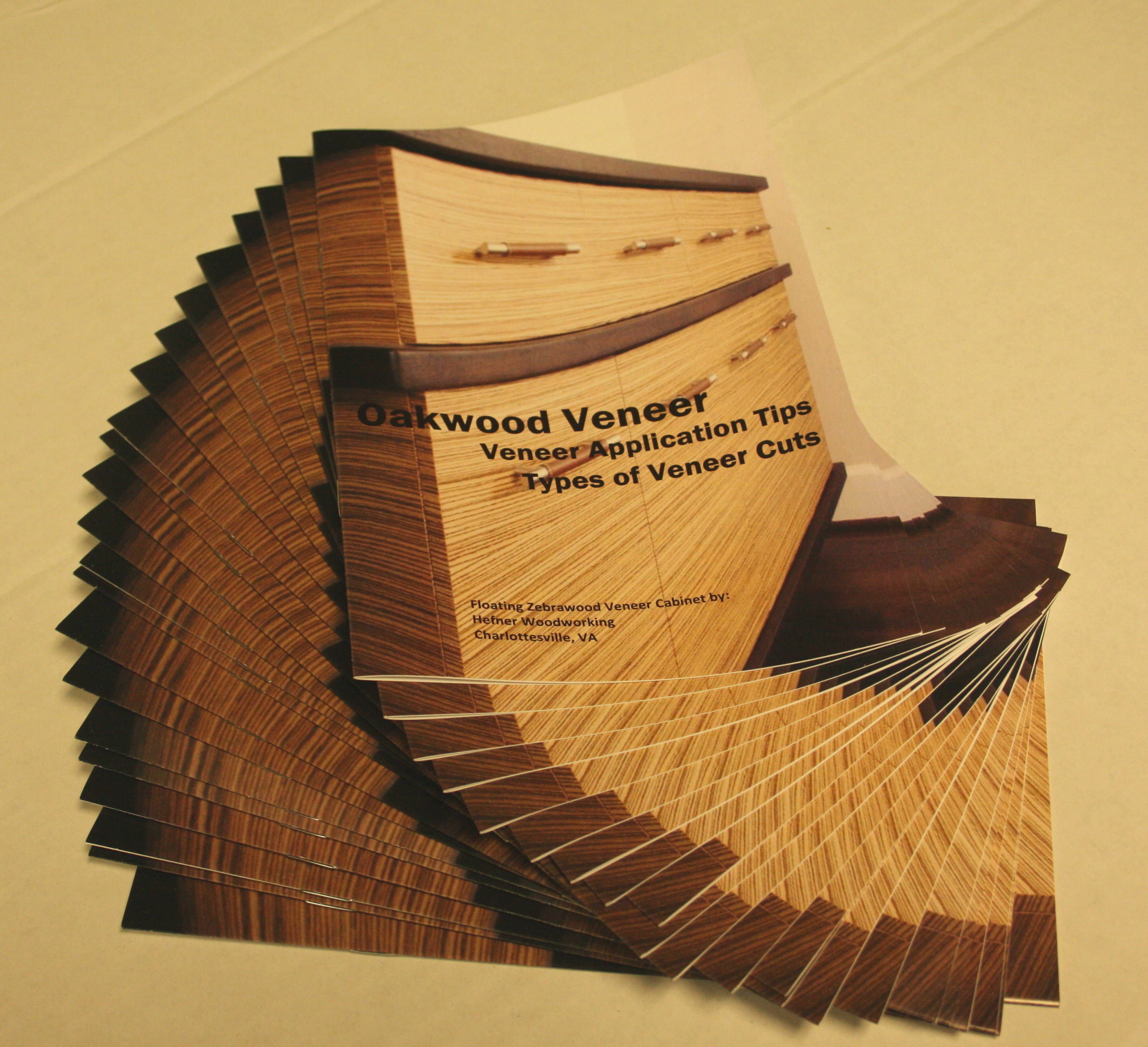 Oakwood veneer offering free veneer installation tips for Oakwood veneers