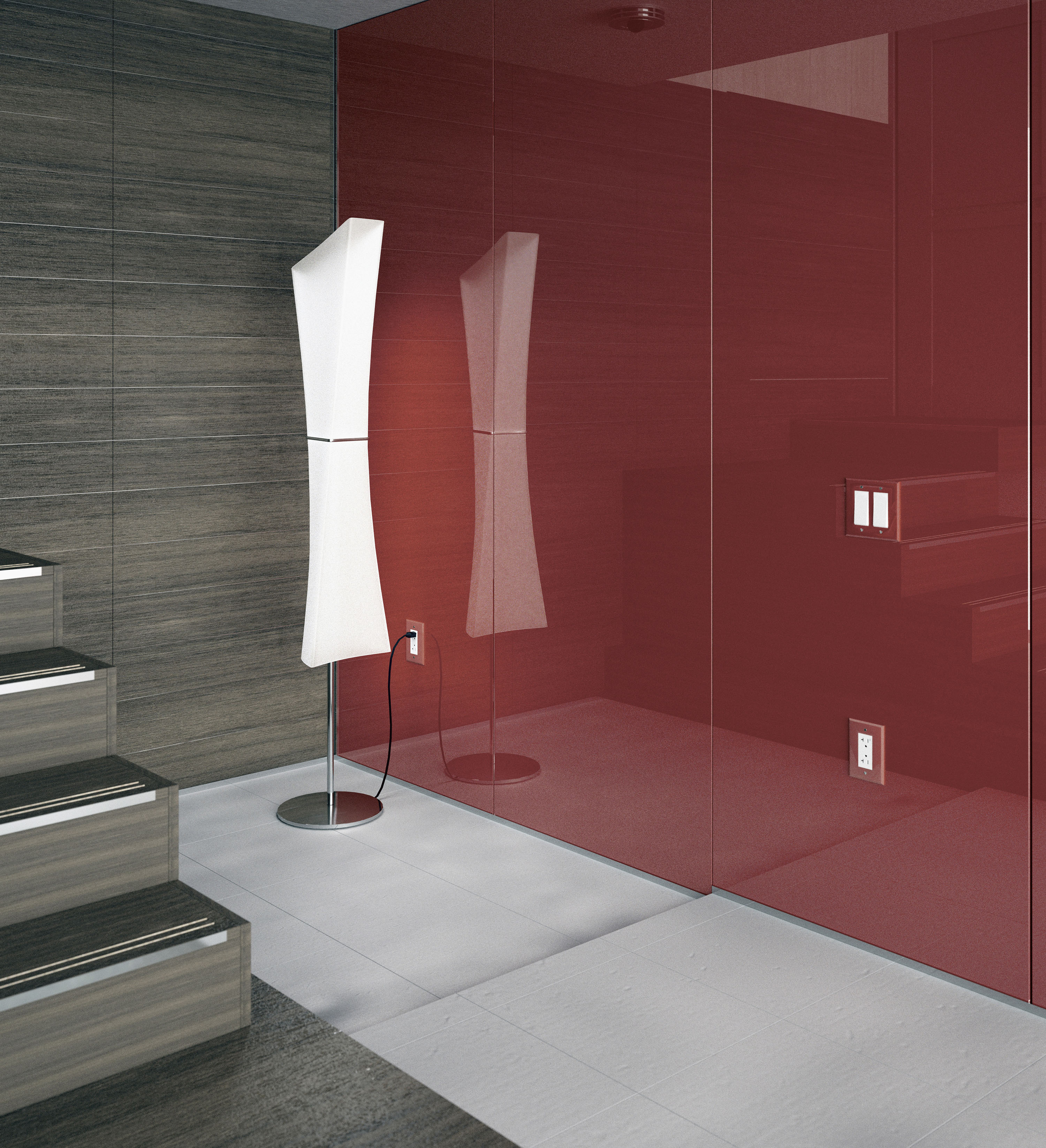 Bendheim Unveils Back Painted Glass Commercial