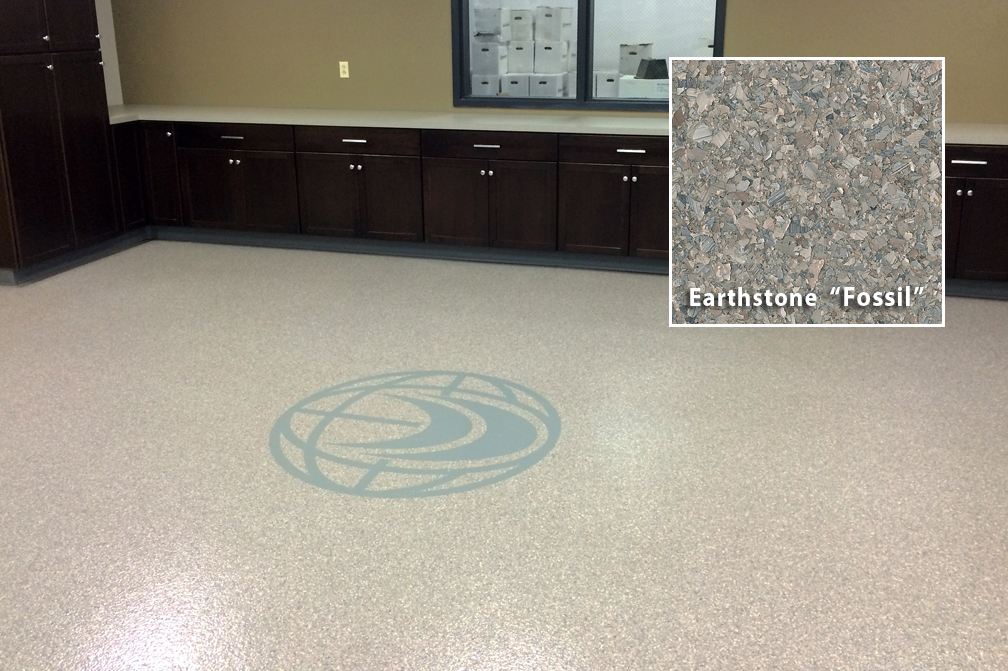Dur A Flex Releases New Earthstone Vinyl Chip Commercial
