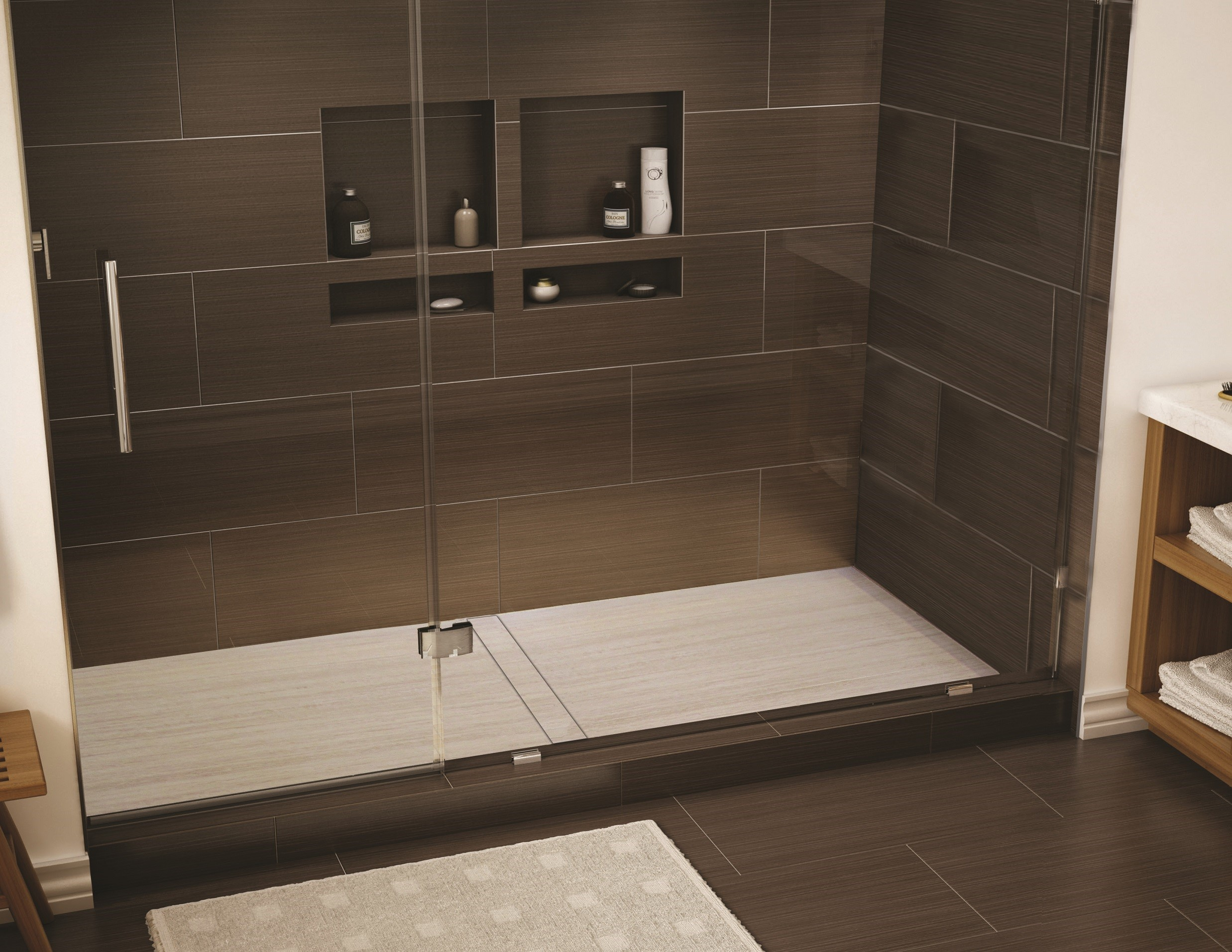 TILE REDI\'S REDI MEGA™ SHOWER PAN WINS BIG! | Commercial ...