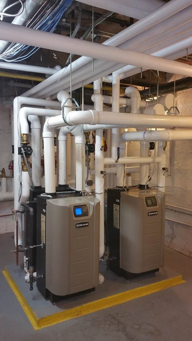 PA Country Club Gets New High Efficiency Boilers | Commercial ...