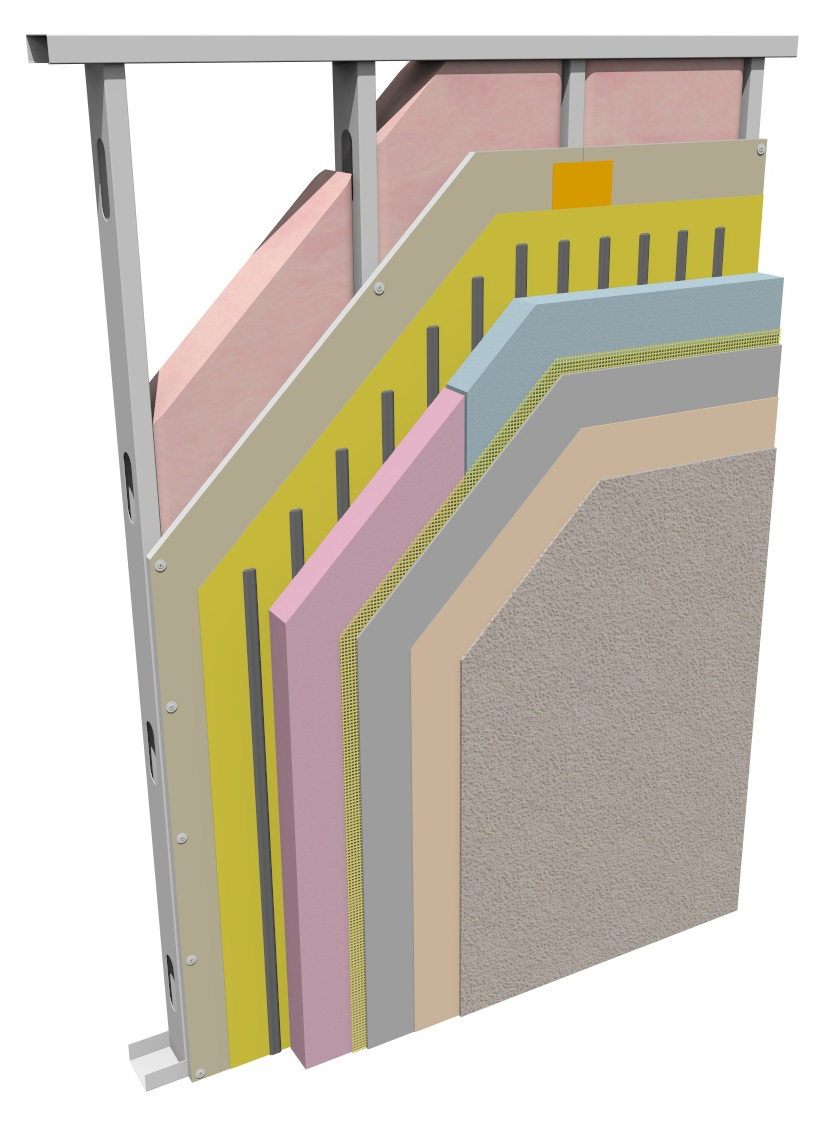 Sto Corp To Offer Stotherm 174 Ci Xps Wall System