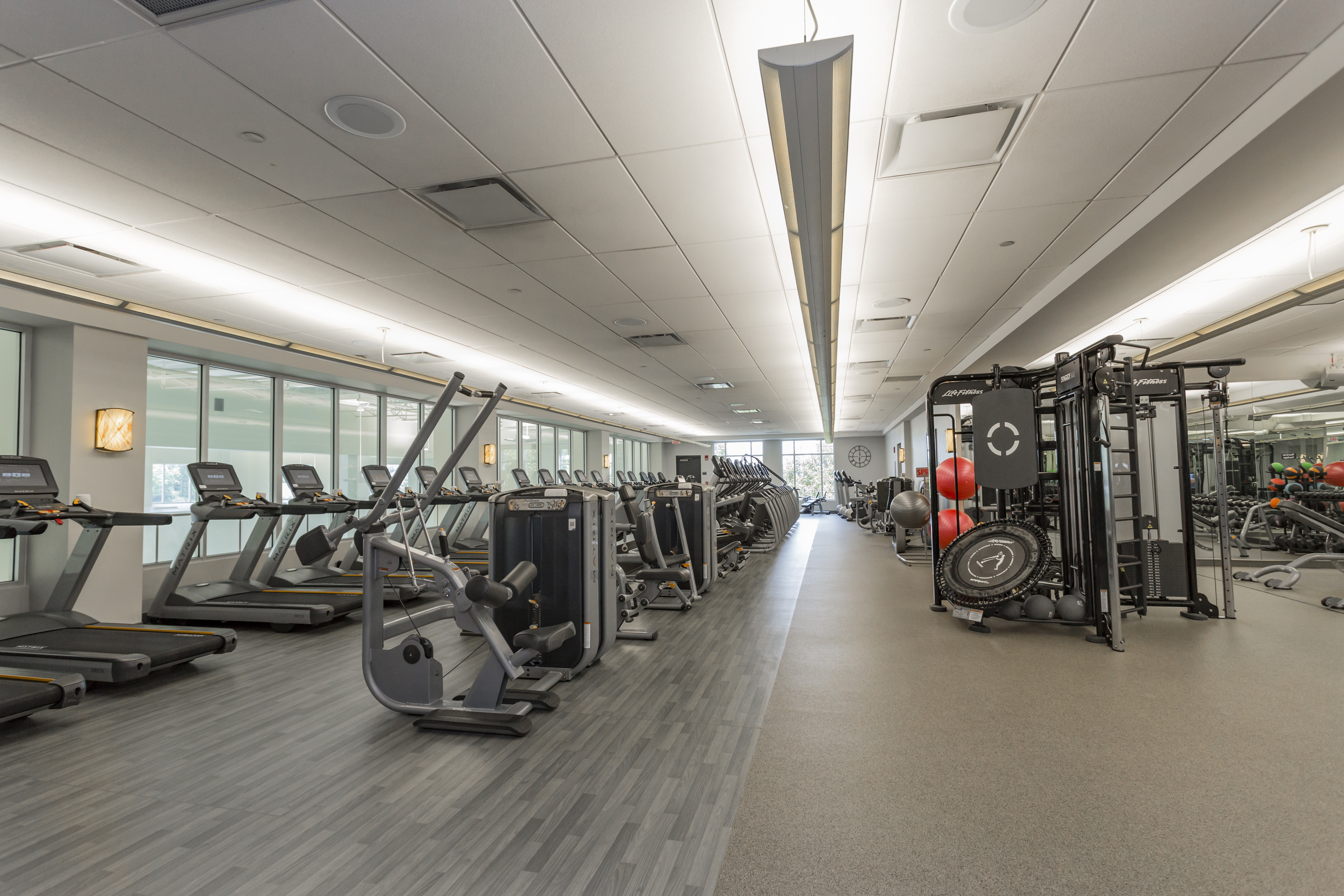 Ecore Flooring Plays Role In Fitness Center Facelift