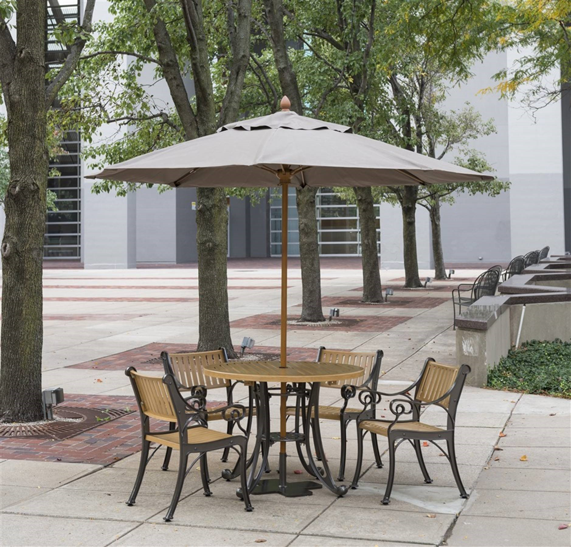 ... Chairs And Site Furnishings Made Here In The USA. With 3 Distinct  Brands  Wabash Valley Plastisol Coated Urbanscape Powder Coated Aluminum,  ...
