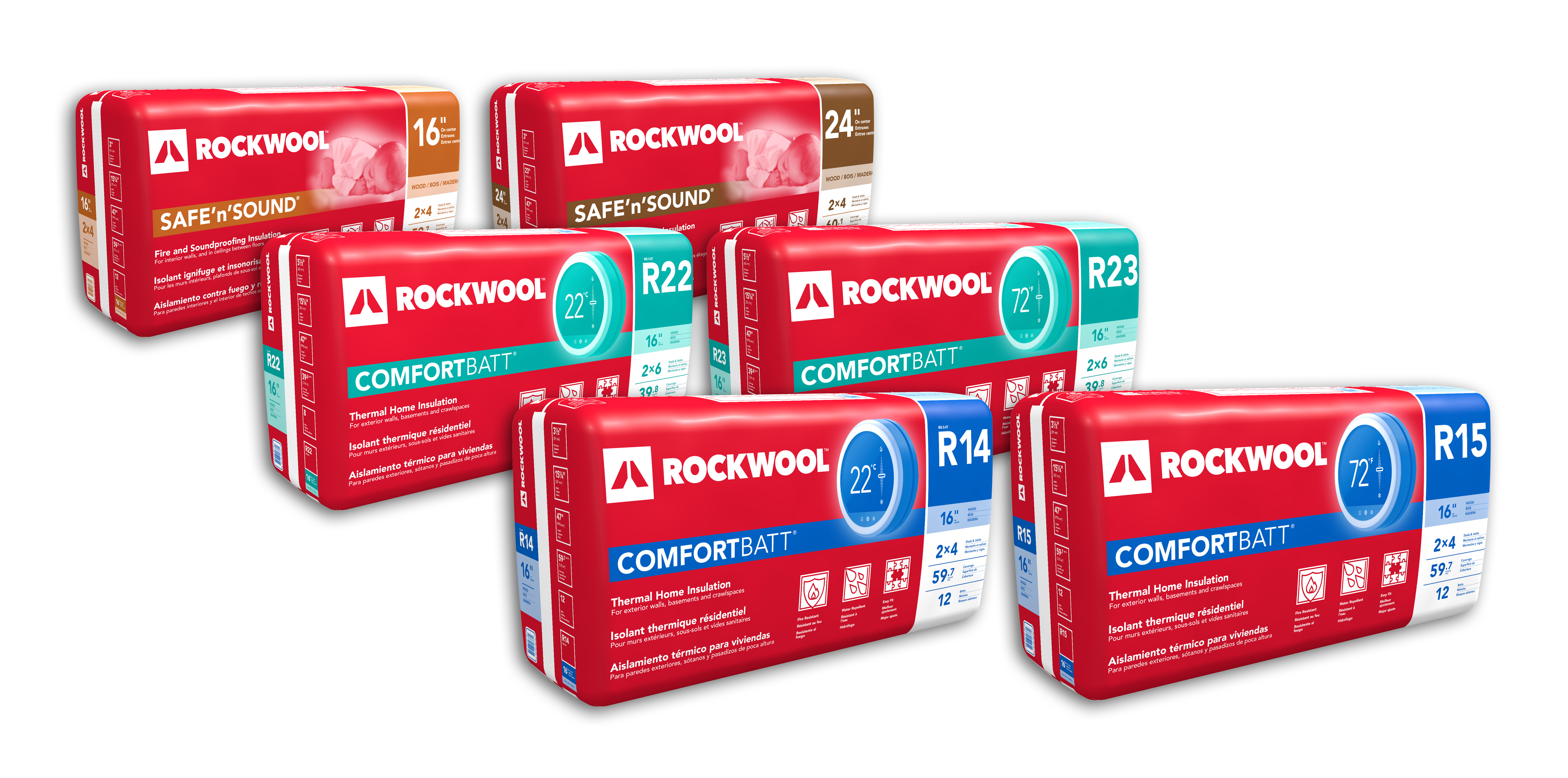 Stone Wool Mfc Roxul Inc Is Now Rockwool Commercial