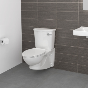 High Efficiency Commercial Toilets Clean 2x Better
