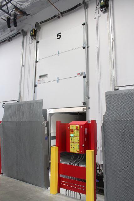 ASSA ABLOY Entrance Systems TKO Cold Storage Door ...
