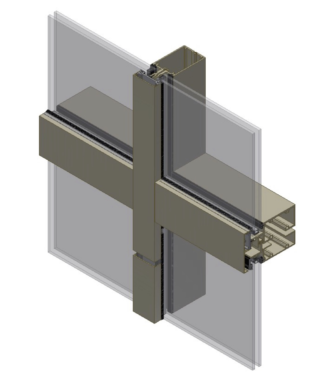 Commercial Glazing Systems : Efco curtain wall installation instructions