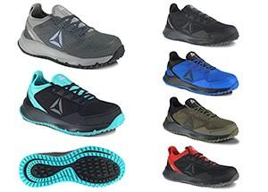 Terrain Work footwear line